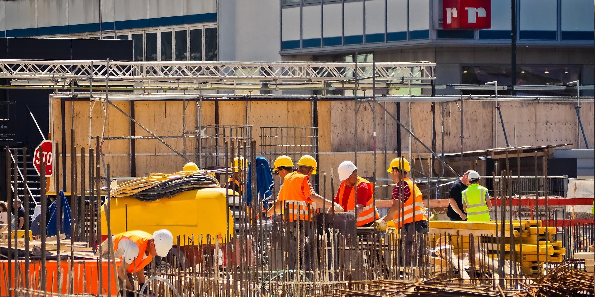Работа для строителей в Польше